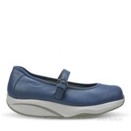 Tunisha W indigo blue
