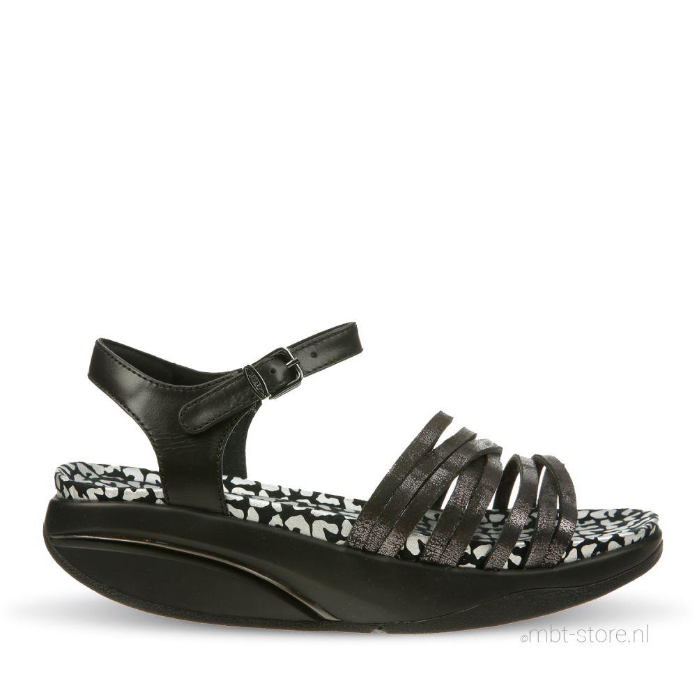 Kaweria 6 W sandal metallic black