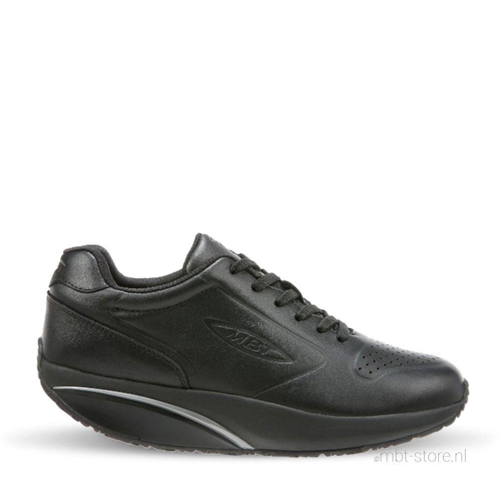 MBT 1997 leather black nappa